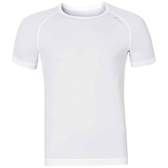 T-shirt baselayer CUBIC, white, large