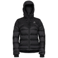 Women's COCOON N-THERMIC WARM Insulated Jacket, black, large