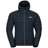 Jacket insulated JOHS COCOON, black, large
