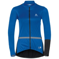 MISTRAL logic Jacket, lapis blue - black, large