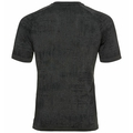 Herren BLACKCOMB PRO T-Shirt, black melange, large