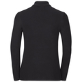 Women's ORSINO 1/2 Zip Midlayer, black, large
