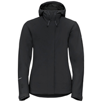 Women's 3 in 1 FREMONT Jacket, black - black, large