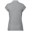 KUMANO Poloshirt, grey melange, large