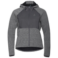Women's MILLENNIUM LINENCOOL PRO Jacket, grey melange, large