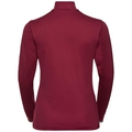 ALAGNA Midlayer, rumba red, large