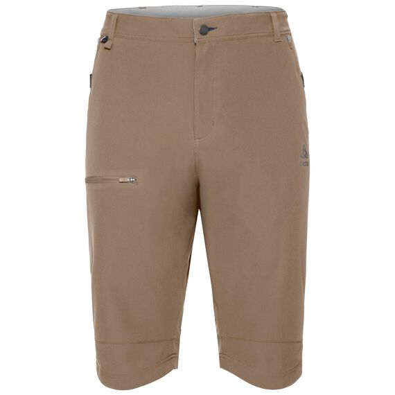 Shorts SAIKAI COOL PRO, lead gray, large