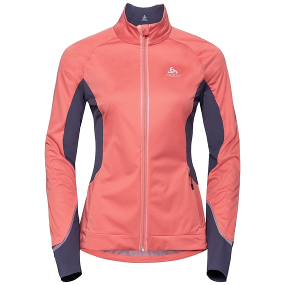 ZEROWEIGHT PRO-jas voor dames, faded rose - odyssey gray, large