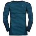 Men's BLACKCOMB Long-Sleeve Base Layer Top, poseidon - blue jewel - atomic blue, large