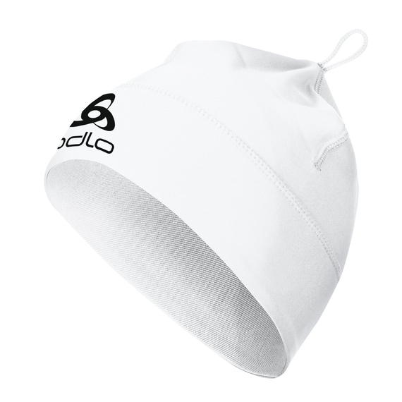 Bonnet POLYKNIT WARM, white, large