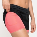 ZEROWEIGHT 3 INCH 2-in-1-short voor dames, black - siesta, large