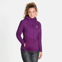 Women's MILLENNIUM S-THERMIC Running Jacket, charisma, large