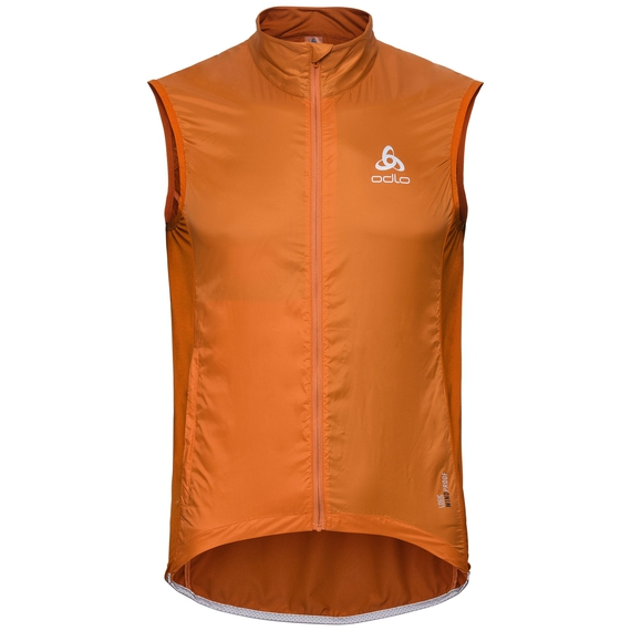 Men's ZEROWEIGHT Cycling Vest, hawaiian sunset, large
