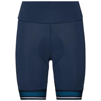 Women's ZEROWEIGHT CERAMICOOL PRO Cycling Shorts, diving navy, large