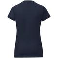 KUMANO LOGO Baselayer T-Shirt, diving navy - placed print SS18, large