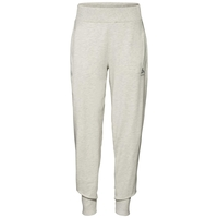 Women's ALMA NATURAL Pants, light grey melange, large