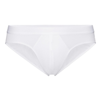 Men's ACTIVE F-DRY LIGHT Sports Underwear Brief, white, large
