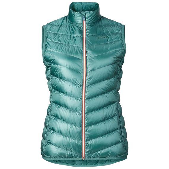 AIR COCOON Vest, silver pine, large