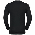 Men's ACTIVE WARM Long-Sleeve Baselayer Top 2 Pack, black - diving navy, large