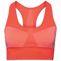 Brassière de sport SEAMLESS MEDIUM, hot coral, large
