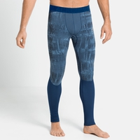 Herren BLACKCOMB Baselayer-Pants, estate blue, large