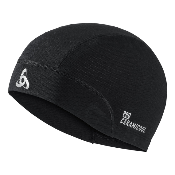 Beanie CERAMICOOL UVP, black, large