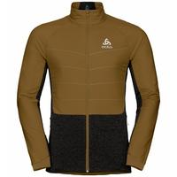 Veste MILLENNIUM S-THERMIC pour homme, golden brown - black, large