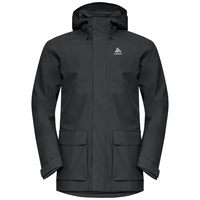 Men's HOLMENKOLLEN Hardshell Jacket, black, large