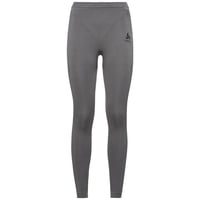Women's PERFORMANCE EVOLUTION WARM Baselayer Pants, odlo steel grey - odlo graphite grey, large