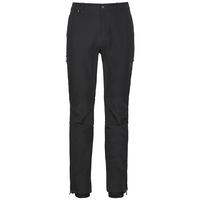 Pantaloni TETON, black, large