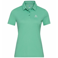 Women's CARDADA Polo Shirt, creme de menthe, large