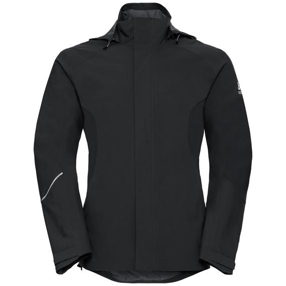 Veste imperméable FREMONT pour homme, black, large