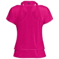 HOLOGRAM 2-in-1 T-shirt s/s, pink glo, large