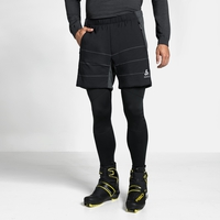 Short de running MILLENIUM S-THERMIC pour homme, black, large