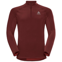 Midlayer 1/2 zip ZEROWEIGHT Warm, syrah, large