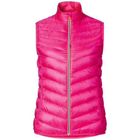 AIR COCOON Vest, beetroot purple, large