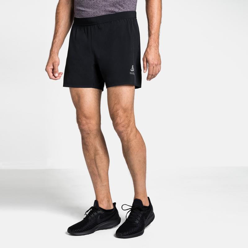 Men's ZEROWEIGHT PRO Shorts, black, large