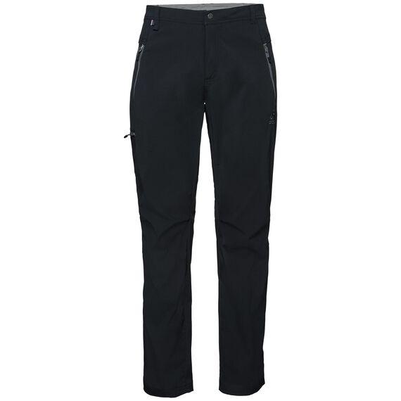 Pants short length WEDGEMOUNT, black, large