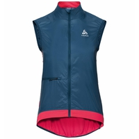 Women's ZEROWEIGHT Cycling Vest, poseidon - diva pink, large