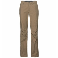 CHEAKAMUS Pants women, lead gray, large