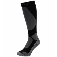 Unisex ACTIVE WARM ELEMENT Ski Socks, black, large