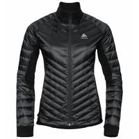 Gevoerde COCOON N-THERMIC Light-jas voor dames, black, large