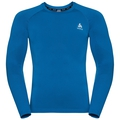 Men's CERAMIWARM Long-Sleeve Base Layer Top, directoire blue - estate blue, large