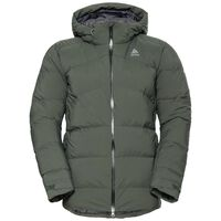 Jacket insulated SKI COCOON, climbing ivy, large