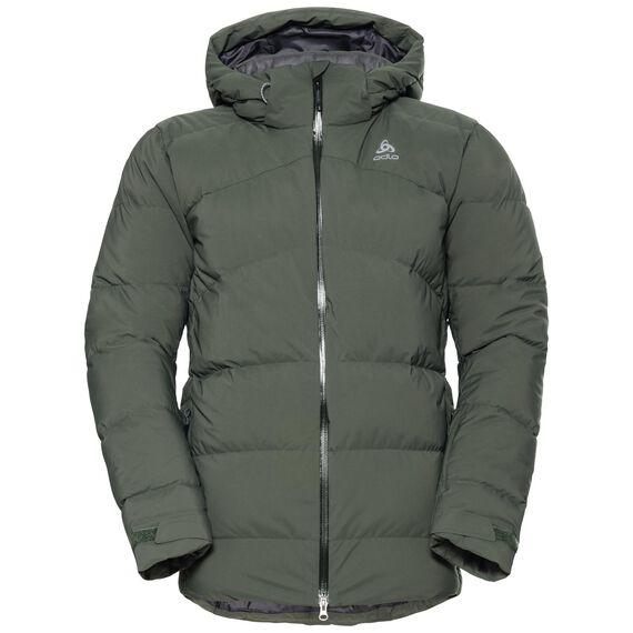 Jacket insulated SKI COCOON, climbing ivy, large
