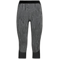 Women's BLACKCOMB 3/4 Baselayer Bottoms, black, large