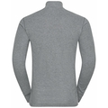 T-shirt à col montant ACTIVE WARM ECO pour homme, grey melange, large