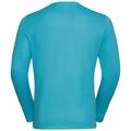 Men's F-DRY Long-Sleeve Shirt, horizon blue, large