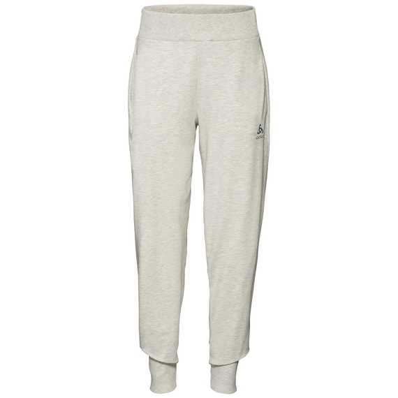 Women's ALMA NATURAL Pants, light grey melange, large