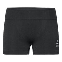 Panty PERFORMANCE WARM pour femme, black - odlo concrete grey, large